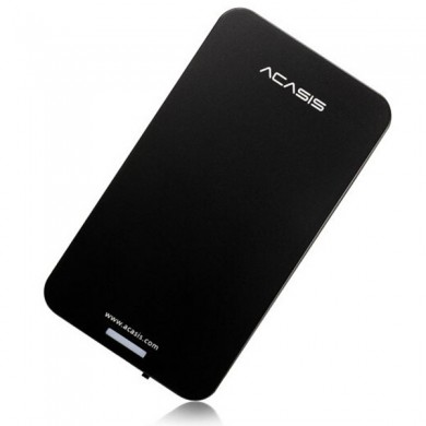 Acasis USB 3.0 to 2.5 Inch Tool-Free SATA Hard Drives SSD Enclosure External Case Support 1TB HDD