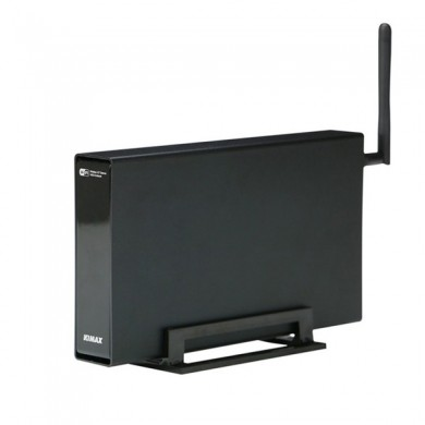 Blueendless BS-U35WF Wireless Storage Router Repeater With NAS Function Hdd Box Black