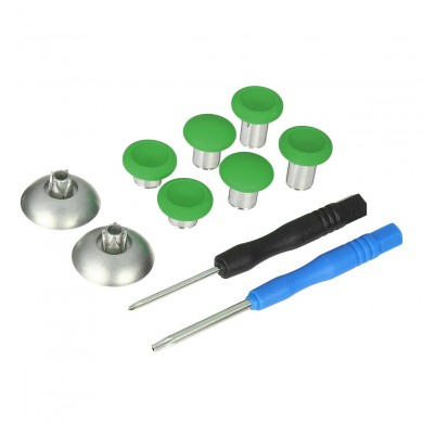 3.5 mm Magnetic Replacements Thumbsticks Tools for Xbox One Elite for PS4 Controller