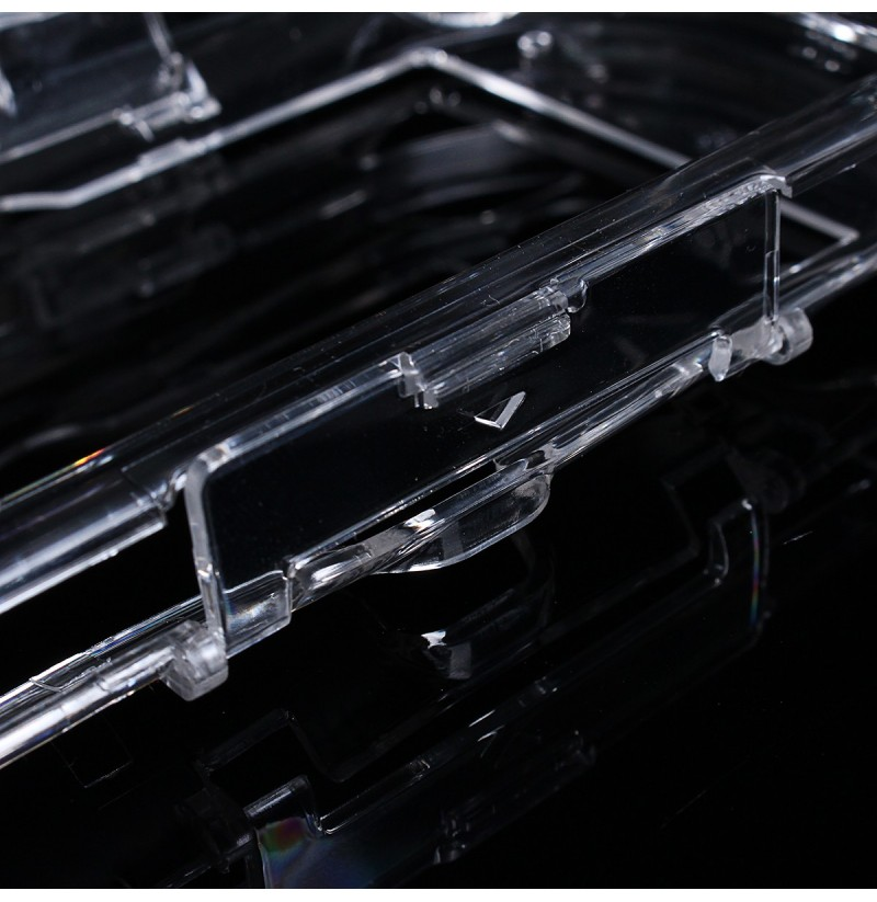 Clear Crystal Hard Skin Case Cover Shell Protector For Sony