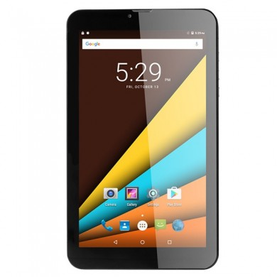 MT8321 Cuatro Nucleos 1G RAM 8G ROM Android 6.0 9 Inch Dual 3G Phablet- Negro