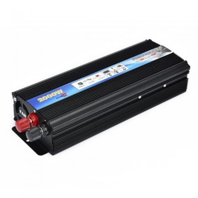 iMars 2000W Power Inverter DC 12V AC 110V Car Converter