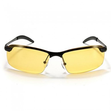UV400 Mens Cycling Driving Polarized Night Vision Glasses Sun Glassess