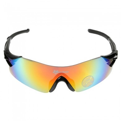 ROCKBROS Colorful Cycling Glasses Bike Bicycle Windproof Sunglasses