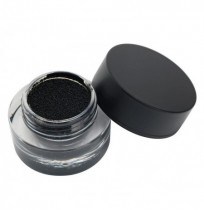 LuckyFine 2 en 1 Gato Eye Eyeliner Sello Easy Maquillaje Selloing Stencil herramientas Eyeshadow Black Cosmetic