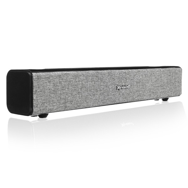 Myvision BT808 20W HIFI Inalámbrico Bluetooth Barra de sonido Super Bass Stereo Speaker Home Theater