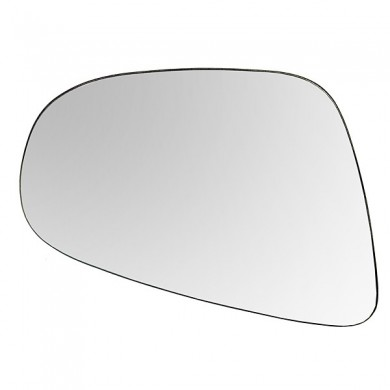 Right Side Heated Mirror Glass For VW Golf MK6 TDI GTD GTI 2009-2012