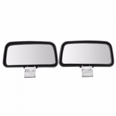 One Pair Universal Blind Spot Mirror Wide Angle Rear Side View For Vehicle Car Truck