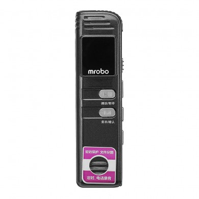 Mrobo M66 8GB HD Lossless Voice Control Voice Recorder Pen