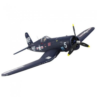 Upgraded Dynam F4U Corsair 1270mm 50inch Wingspan RC Warbird PNP