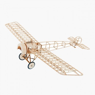 Fokker E3 480mm Wingspan Balsa Wood Laser Cut RC Airplane KIT