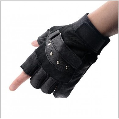 New Style Outdooors Shorts deportivos Finger Guantes Equipo para Moto Electric Coche Bike Anti Skid
