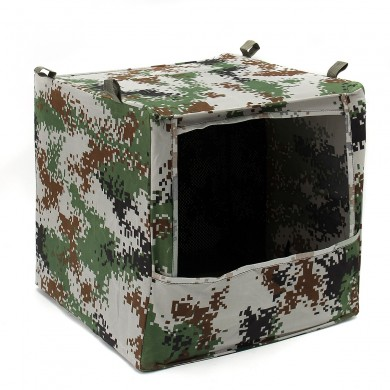 Jagd Portable Foldable Camouflage Box-Typ Airsoft Gun Shooting Spiel Ziel Fall