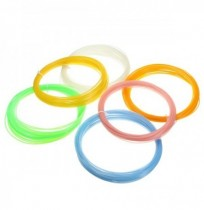 1Pc Luminous 10M 1.75mm PLA Filament della stampante 3D per la penna RepRap