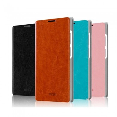 MOFI Rui Series Flip Leather Case Cover For Huawei Ascend G740