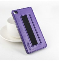9 Color PU Leather Protective Back Case Cover For HUAWEI P8