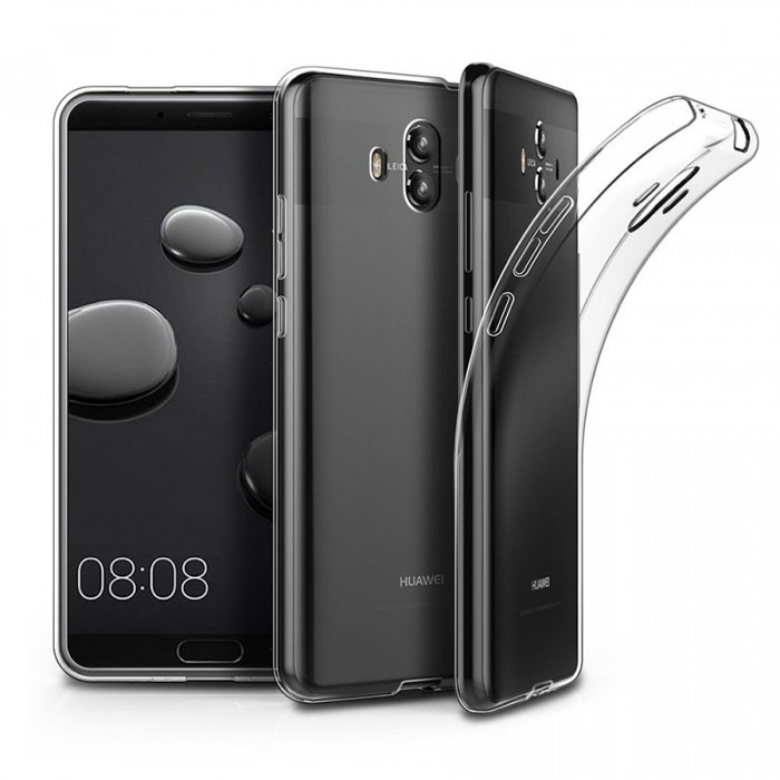 Bakeey Transparent Ultra Slim Soft TPU Protective Case For HUAWEI Mate 10