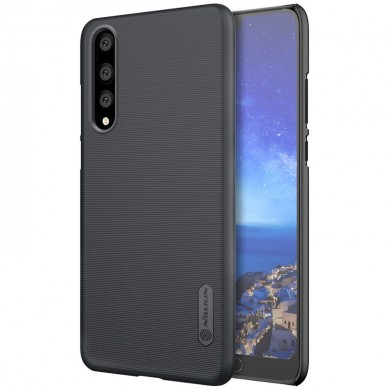 NILLKIN Frosted Shield Ultra Thin Hard PC Cubierta trasera protectora Caso para Huawei P20 Pro