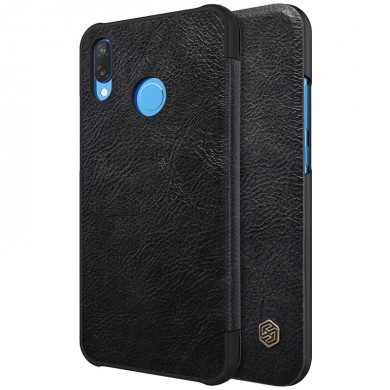 NILLKIN Shockproof Flip PU Leather Full Body Cover Protective Case for Huawei Nova 3E P20 Lite