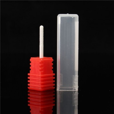 2.35mm Electric Nail Drill Bits File Polish Ceramic Manicure Tools Smooth