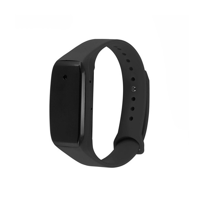K18 HD 1080P Pulsera Wearable Vida Video Wristband Mini Cámara Videocámaras Soporte Micro SD