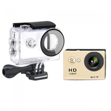 GEEKAM N9SE 2.0 inch 30M Waterproof Camera Sport DV Mini Camcorder