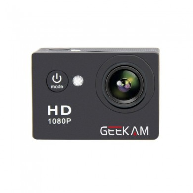 GEEKAM N9 Водонепроницаемы WiFi Actioncamera Sport DV 1080P Full HD Ultra-Wide Fisheye Len
