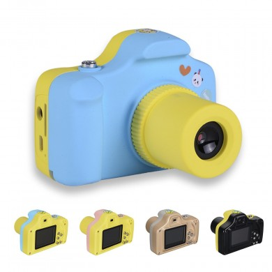YT001 Mini Me Colorful Protable Children 1080P HD 1.5 Inch Screen Action Sport Camera