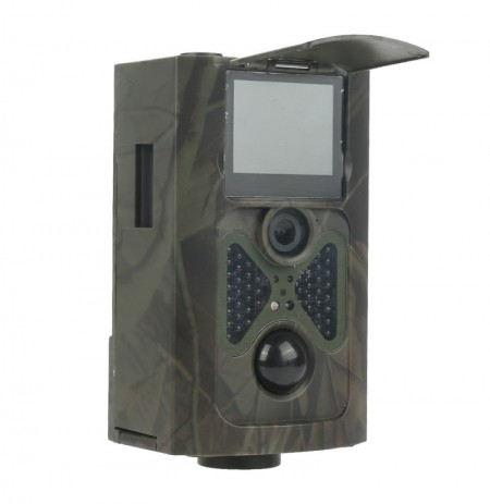 HC550A Scouting Hunting HD 1080P 16MP 120 Degree Wide Angel Photo Trap Vida selvagem Game Trail Camera