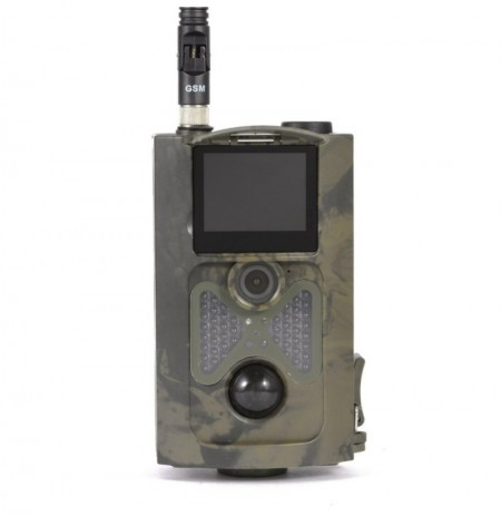 HC500M HD GSM MMS GPRS SMS 2G Control Scout Infrared Trail Trap Hunting Camera