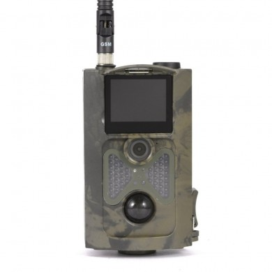 HC500M HD GSM MMS GPRS SMS 2G Control Scouting Infrared Trail Trap Hunting Camera