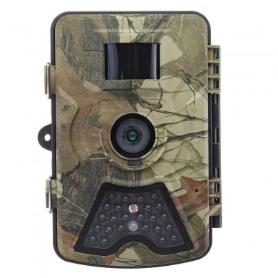 2MP 24LED 1080P IR LED Impermeable Caza Silvestre Animal Video Scouting Trail Cámara