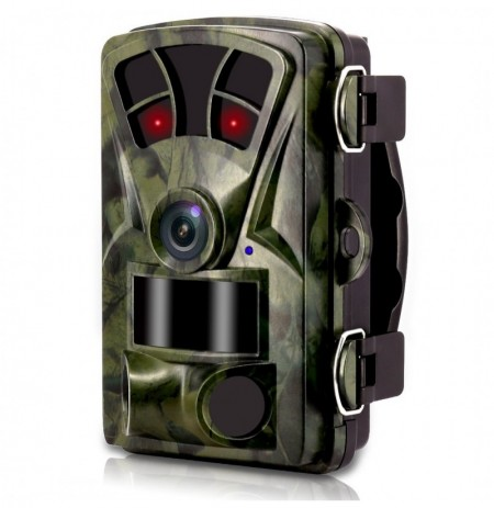 SHOOT XTGP455 Hunting Camera 16MP 1080P Full HD Trail Camera Infrared Wildlife Camera IP56