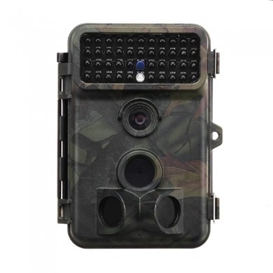 E1 IP66 Impermeable 1080P 16MP 90 Degree 2.4 Inch Pantalla Wildlife Hunting Trail Cámara