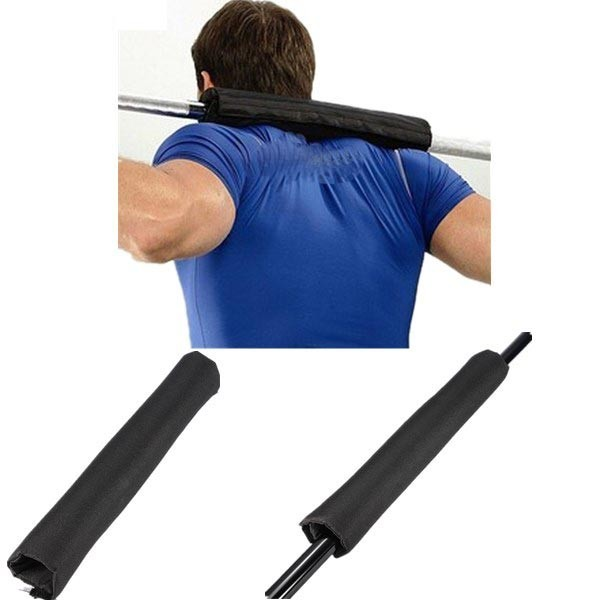 Barbell Pad Gel Supports Weightlifting  Barbell Protector