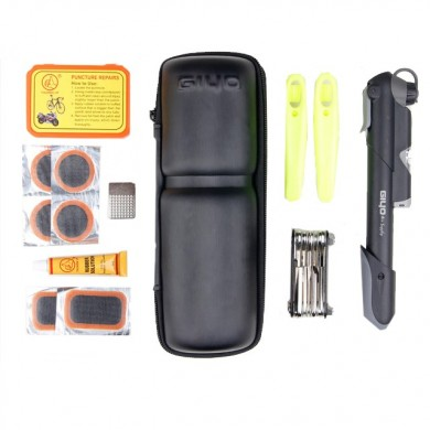 GIYO PT-09 Cycling Tool Capsule Box Bottle Bag Repair Tools Kit Pouch MTB Road Bike Storage Boxes