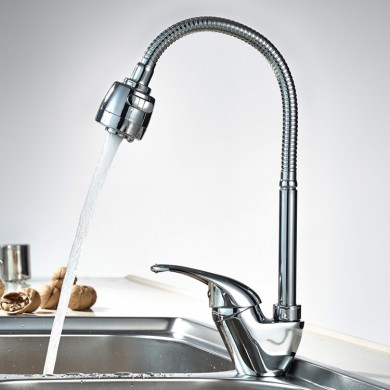 FRAP F4303 High Quality Kitchen Desk Mounted Dual Modes Hot and Cold Single Handle Basin Faucet