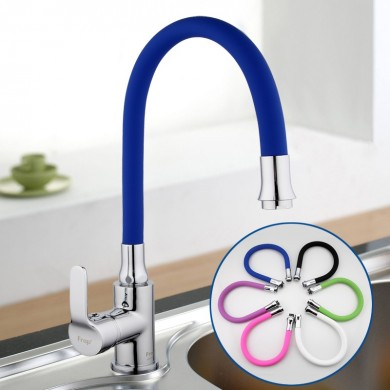 Frap F4153 Any Direction Rotating Kitchen Faucet Cold and Hot Water Mixer