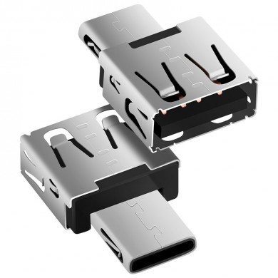 DM Type-C Adapter USB C Male to USB2.0 Femail USB OTG Converter for Type-C interface