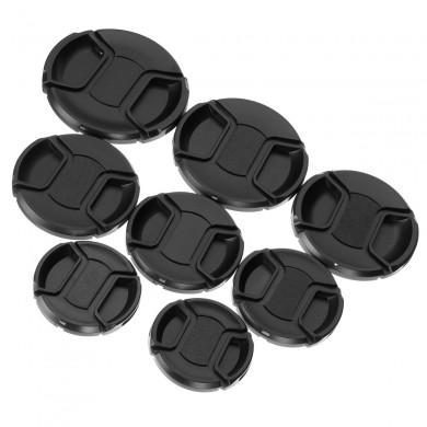 Universal Camera Lens Cap Protection Lens Cover 52mm 55mm 58mm 62mm 67mm 72mm 77mm 82mm