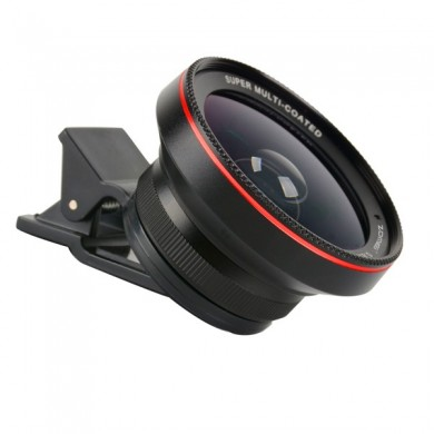 Zomei 0.6X Wide Angle Macro Lens 37mm for iphone HTC Xiaomi Huawei samsung Android Ios Phone Camera