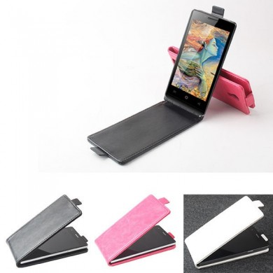 Flip PU Leather Magnetic Protective Case For DOOGEE DG450