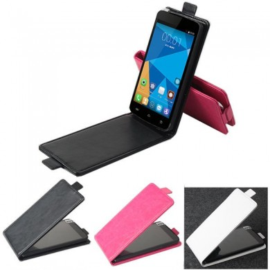 Flip PU Leather Magnetic Protective Case For DOOGEE DG330
