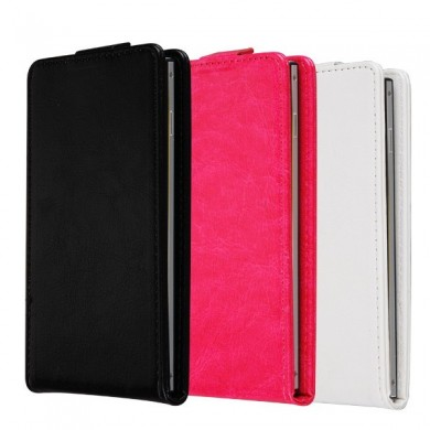 Flip PU Leather Magnetic Protective Case For DOOGEE TURBO Mini F1