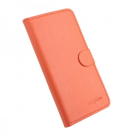 PU Litchi Pattern Leather Protective Case For DOOGEE DG850
