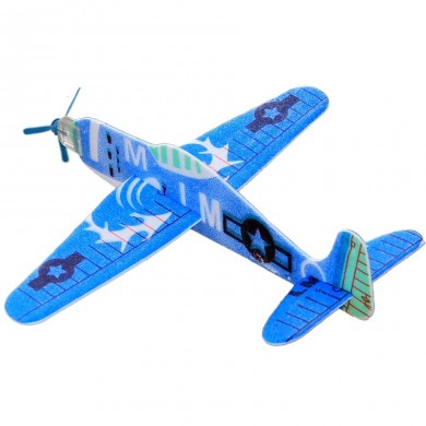 Flying Glider Plane Toy Air Sailer Toy Airplane Random Colour Birthday Christmas Gift For Children