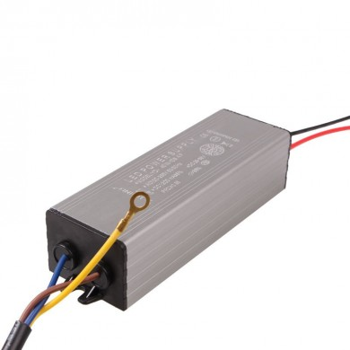 40W Waterproof LED Driver 1200mA DC24-38V Power Supply for Lighting