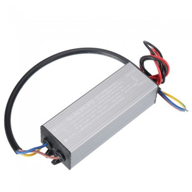 50W LED Driver Waterproof Power Supply 1500mA for LED Flood Light