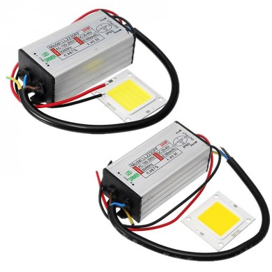 AC100-265V To DC20-40V 30W Waterproof Driver Power Supply With LED SMD Chip