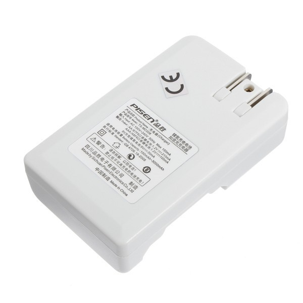 Ni-MH Ni-CD AA AAA 9V Rechargeable Battery Wall Charger